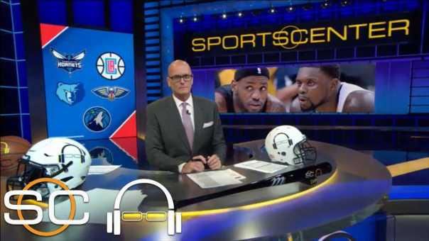 Lance Stephenson loves the agitator role (just ask LeBron James) | SC with SVP | ESPN