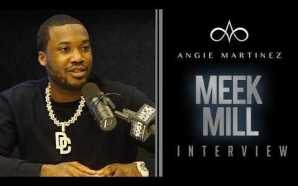 Meek Mill Talks #FreekMeek, Kanye West & Helping Others Regain…