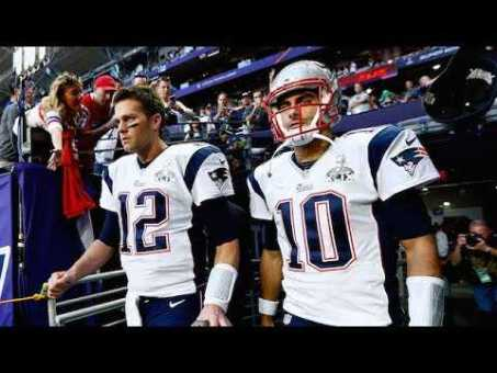 "MMQB's Andrew Brandt on Pats QB Situation: ""They Have No Plan"" 