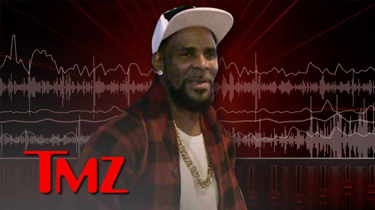 R. Kelly was Secretly Recorded, Blames Woman Suing him for STD   TMZ