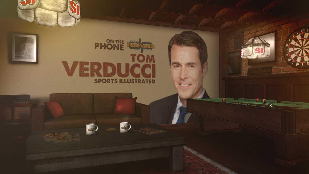 S.I.'s Tom Verducci Talks Dodgers, MLB Strikeout Binge & More w/Dan Patrick | Full Interview