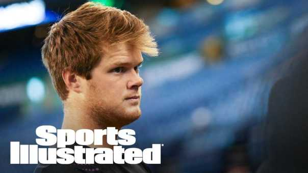 Sam Darnold's Mother Is Ready For Draft Process To Be Over | SI NOW | Sports Illustrated