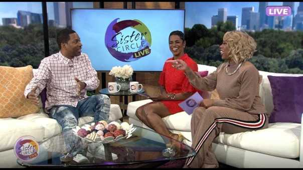 Sister Circle Live | Tony Rock EXCLUSIVE