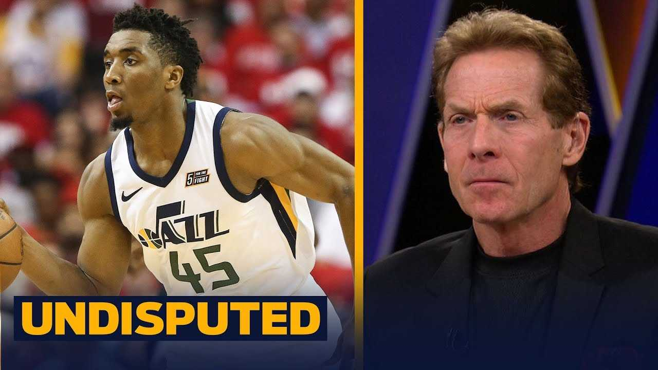 Skip Bayless: Houston is in trouble after Game 2's loss to Utah   NBA   UNDISPUTED