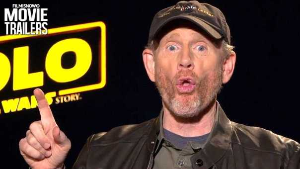"""SOLO: A Star Wars Story IMAX """"Dad Jokes & Chewbacca Impersonations"""" with Cast"""