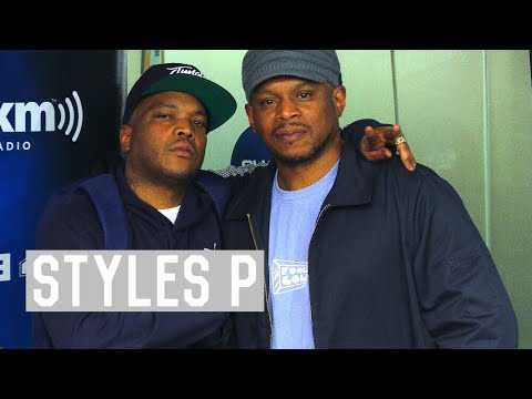 """Styles P Talks New Album """"G-Host"""" and Explains Why He Is A God"""