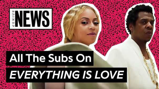 All Of Subs On The Carters' (Beyoncé & JAY-Z) 'EVERYTHING IS LOVE' | Genius News