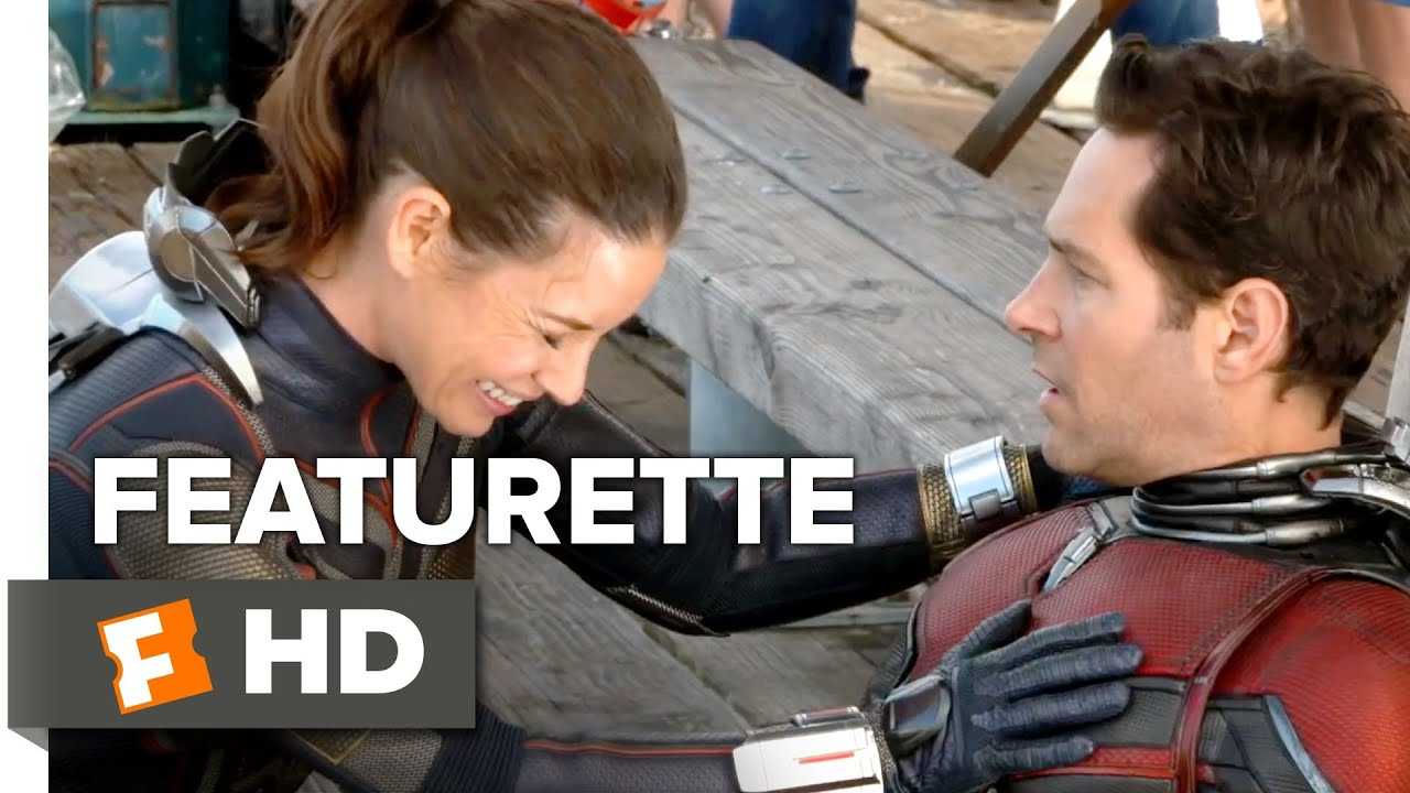 Ant-Man and the Wasp Featurette - It Takes Two (2018) | Movieclips Coming Soon