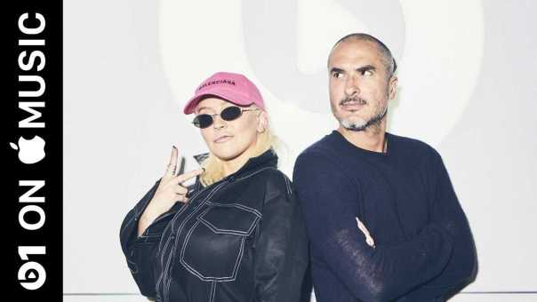 Christina Aguilera: 'Stripped' and 'Liberation' | Beats 1 | Apple Music