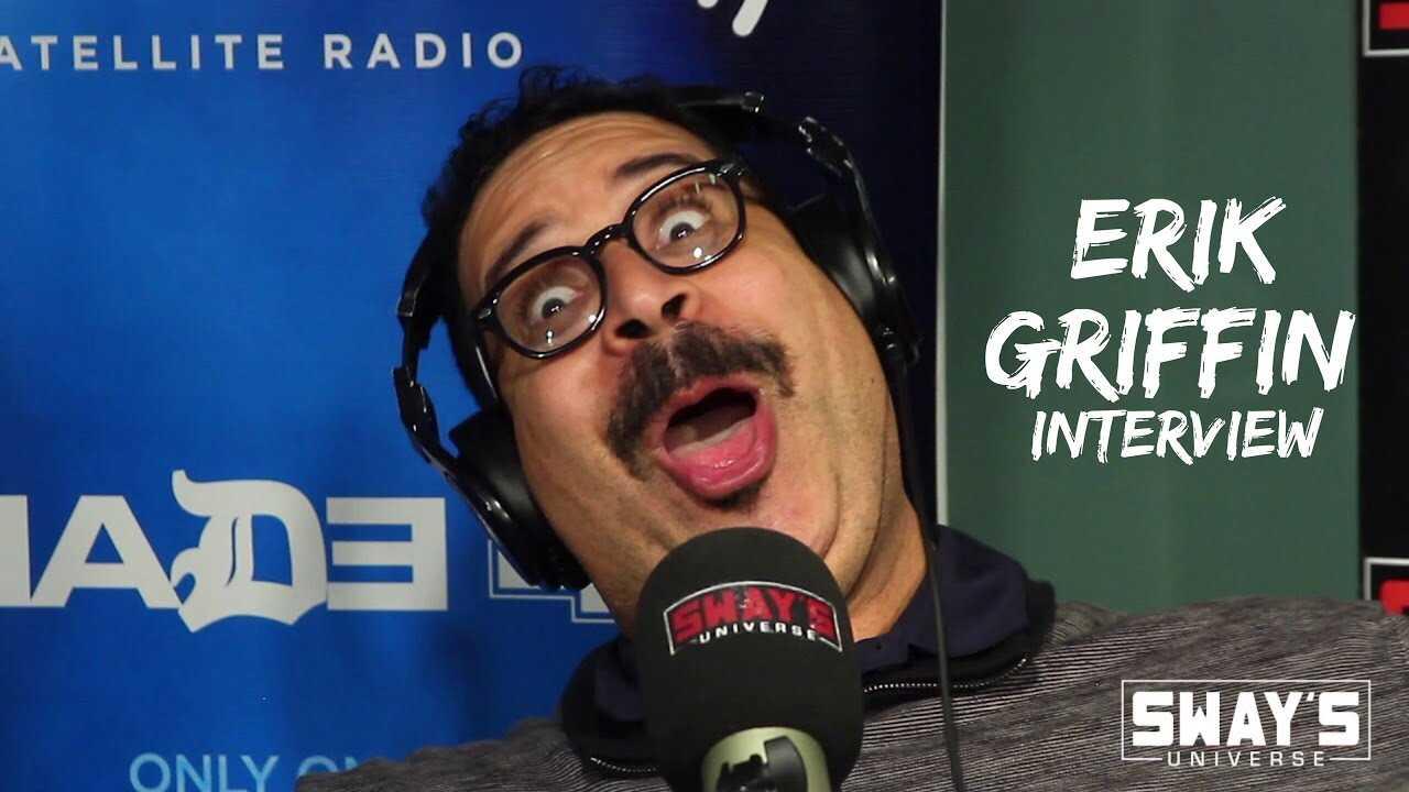 Comedian Erik Griffin Weighs in on Rap Battles Vs. Comedy Battles