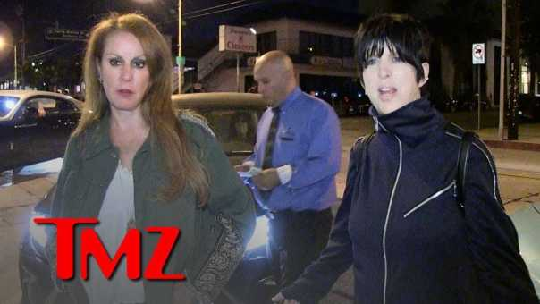 Diane Warren Trashes Sarah Huckabee Sanders and Donald Trump | TMZ