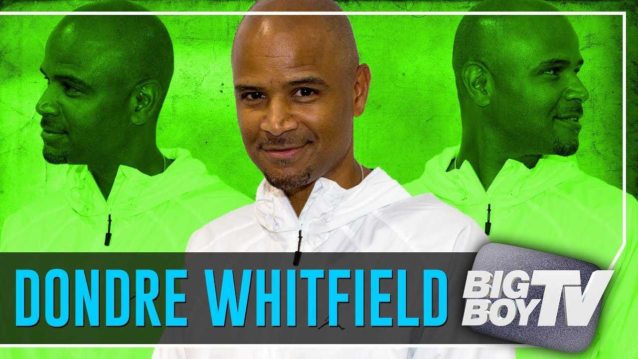 Dondre Whitfield on His Show 'Queen Sugar', Rosanne, Bill Cosby & Vacationing w/ Oprah