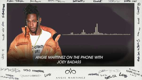 """Joey Bada$$: """"you raised me I'm sure you raised a lot of people from my generation"""""""