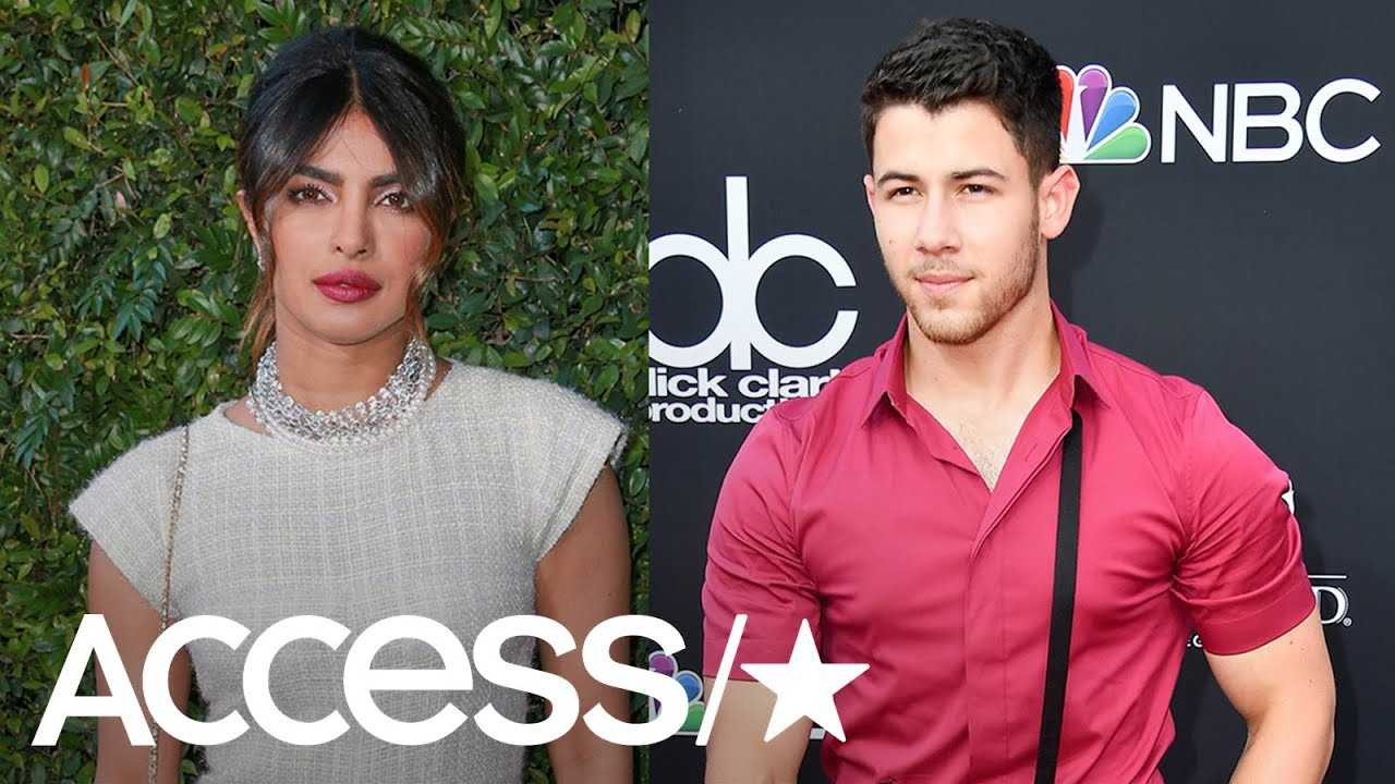 Nick Jonas & Priyanka Chopra Step Out For Date Night In NYC! | Access