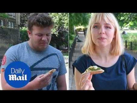 Sandwich or Salad cream: Millennials try sauce for the first time – Daily Mail