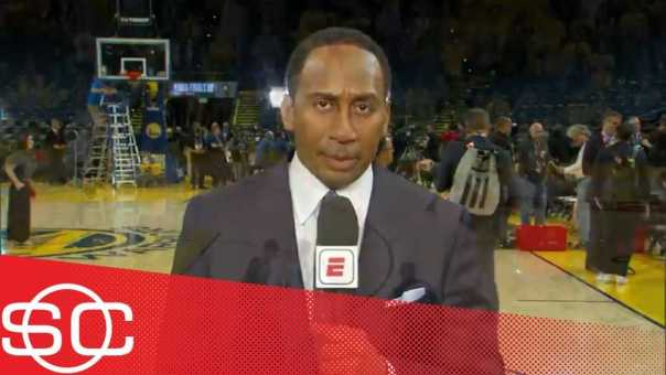 Stephen A. on foul: 'You don't reverse a call like that on LeBron James' | SportsCenter | ESPN