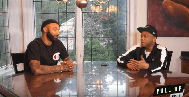 Styles P Joins Joe Budden's Pull Up Ep. 5 [Interview]