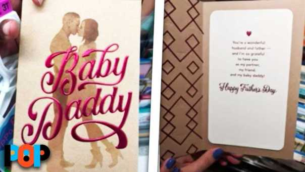 "Target Has Pulled A ""Baby Daddy"" Card From Its Stores"