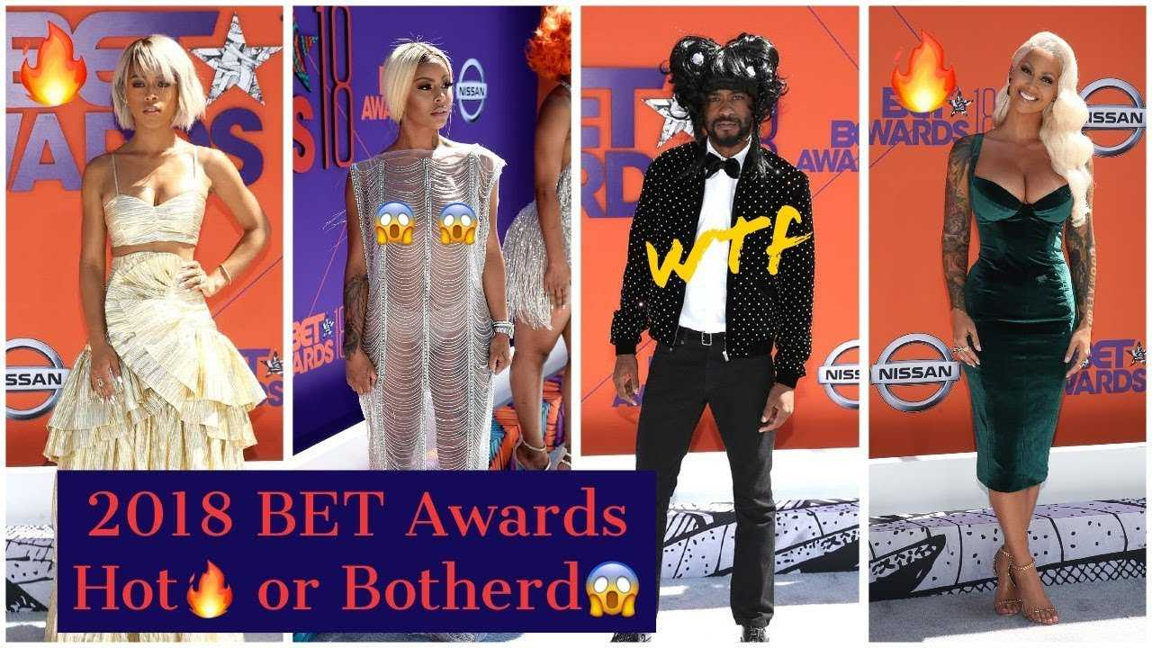 2018 BET Awards Best & Worst Dressed - Hot Or Bothered