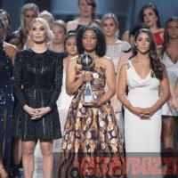 Russell & Ciara Wilson, Odell Beckham Jr., Chadwick Boseman, Draya Michele, Trevor Jackson & More at ESPN's 2018 Espy Awards [Photos]