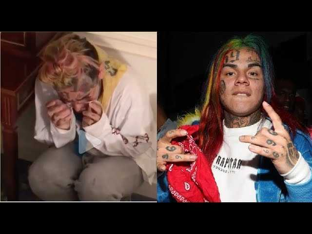 6ix9ine allegedly told court that Gang Members in Jail verbally abused him & threatened to 'cut him'