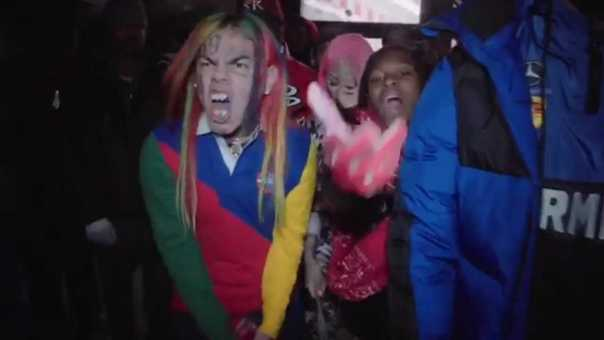 6ix9ine Denied entry to Summerjam after showing up with 100 Goons Uninvited.