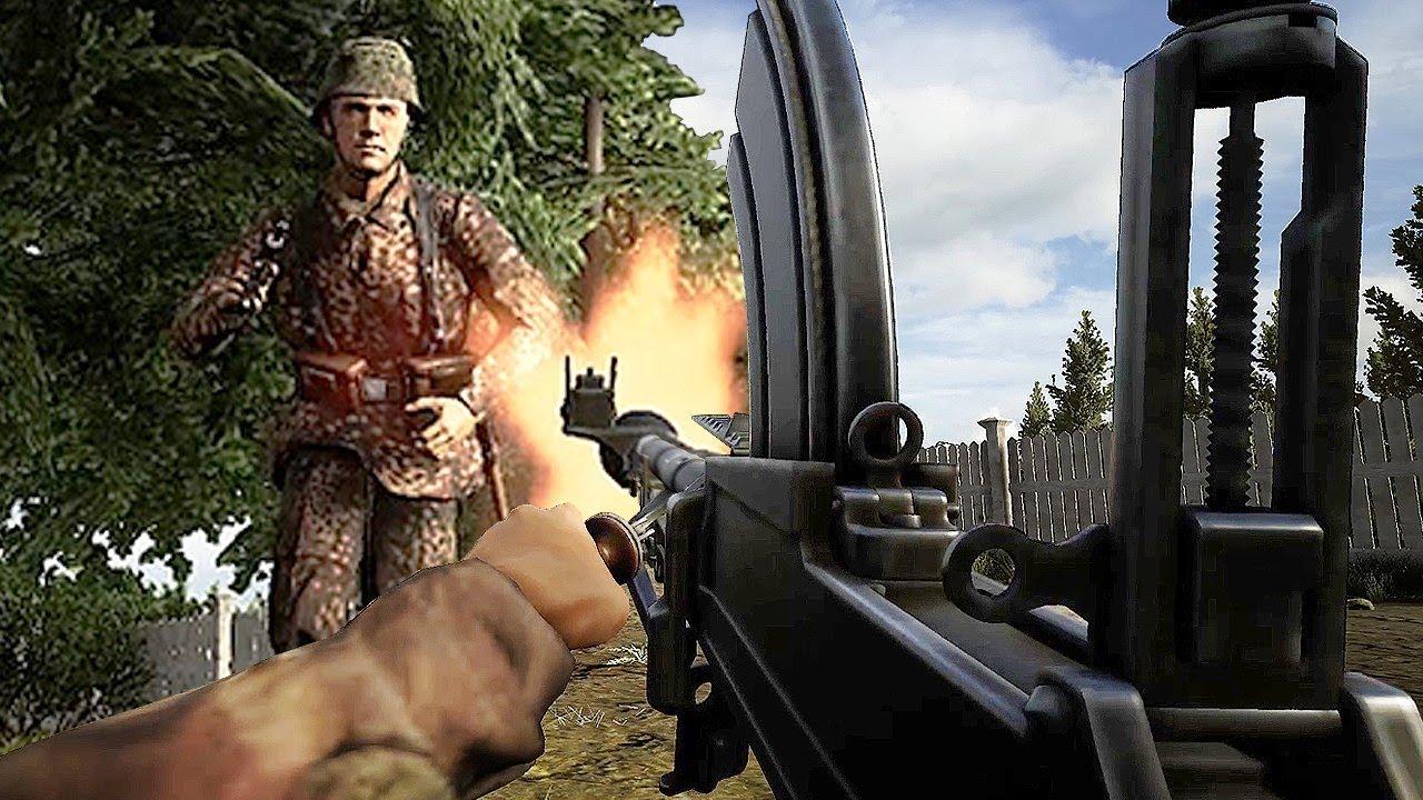 8 Minutes of Post Scriptum Gameplay - Realistic Military FPS (1080p 60FPS)
