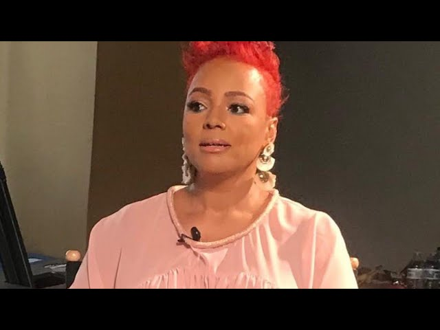 Actress Kim Fields from The Real Housewives of Atlanta