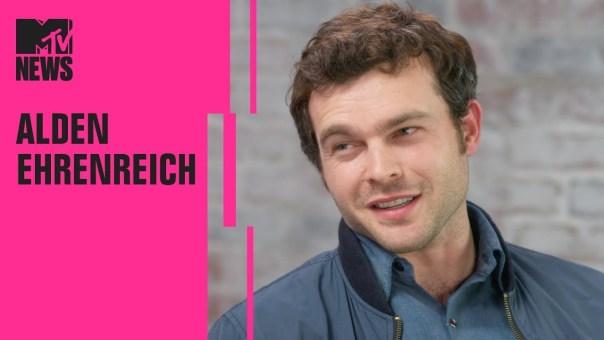 Alden Ehrenreich in the 'Han Solo' Hot Seat 🔥 🔥 🔥   MTV News