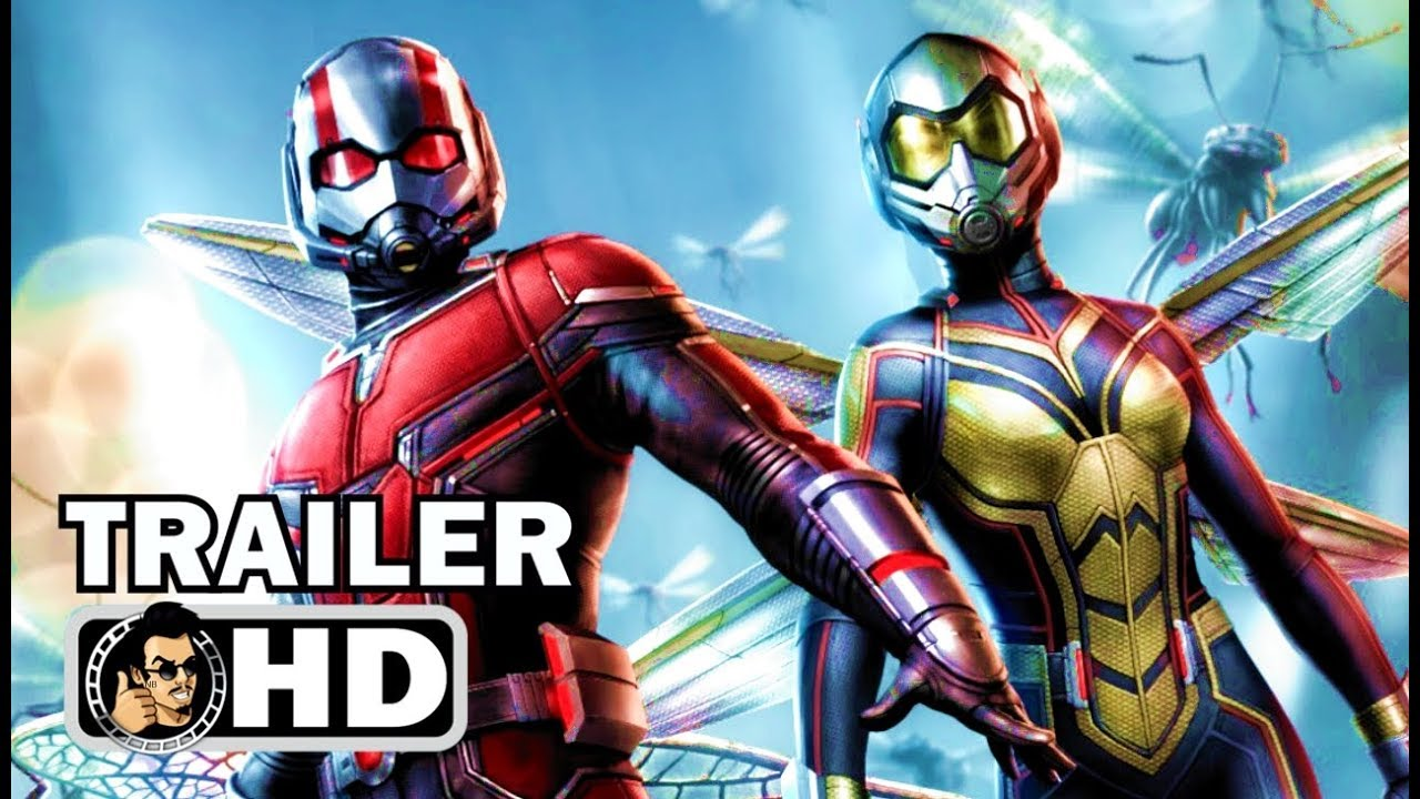 "ANT-MAN 2: ANT-MAN AND THE WASP ""Powers"" Featurette Trailer (2018)"