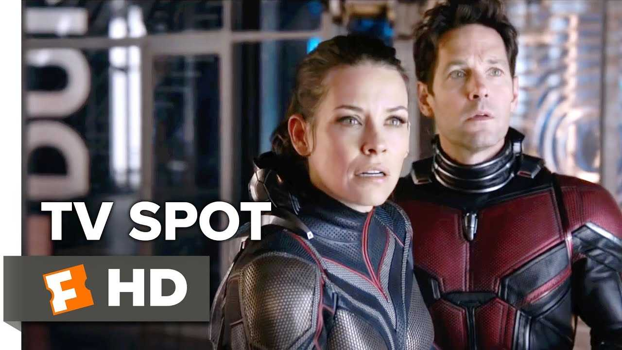 Ant-Man and the Wasp TV Spot - Prepare (2018) | Movieclips Coming Soon