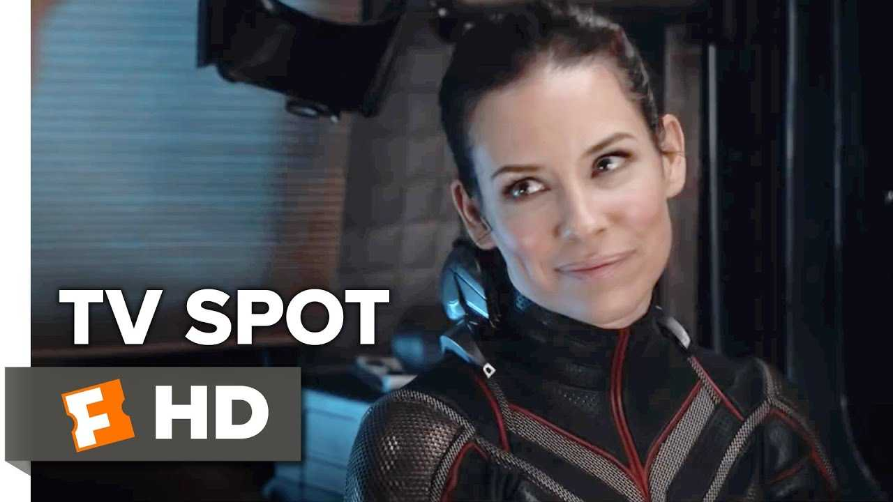 Ant-Man and the Wasp TV Spot - Skills (2018) | Movieclips Coming Soon