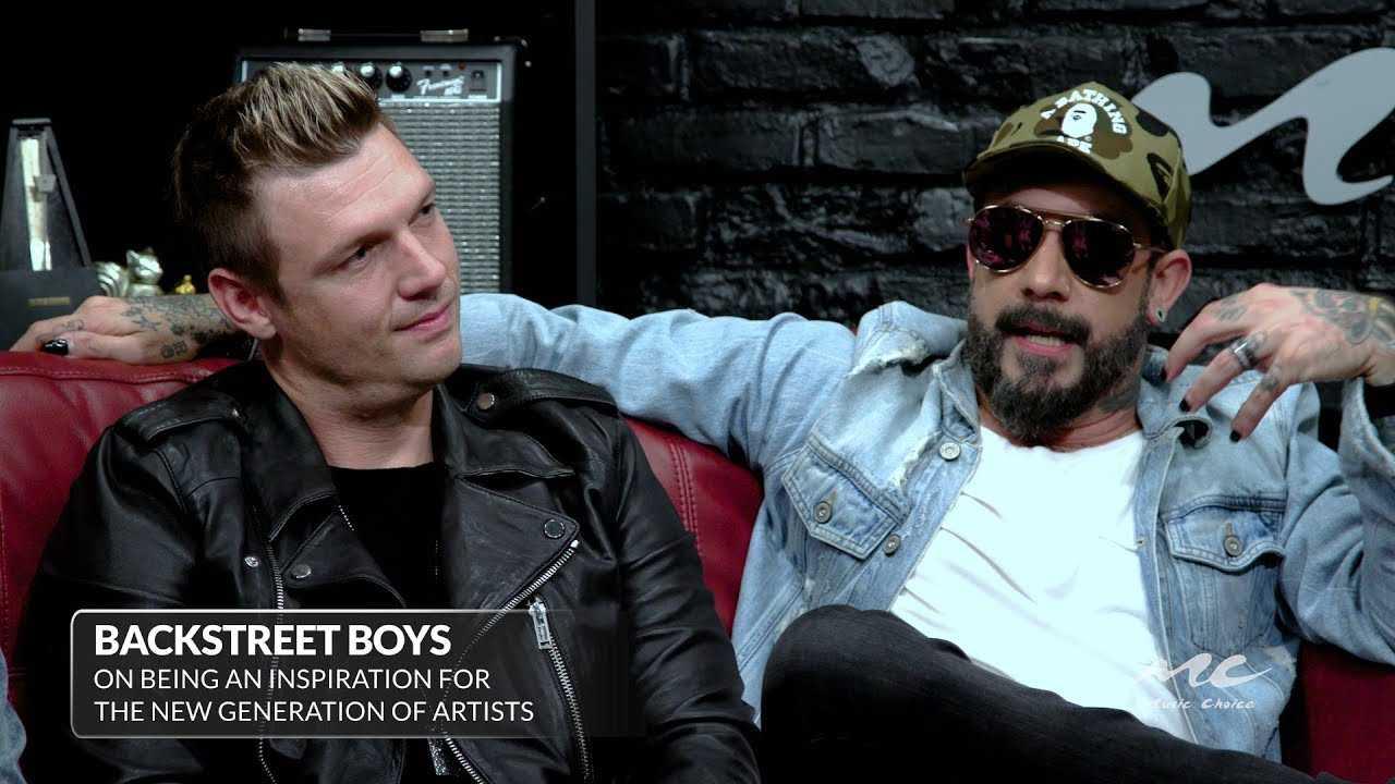 Backstreet Boys on Inspiring New Artists