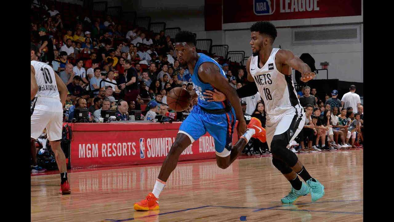 Best Handles & Finishes From Opening Weekend Of The 2018 MGM Resorts Summer League