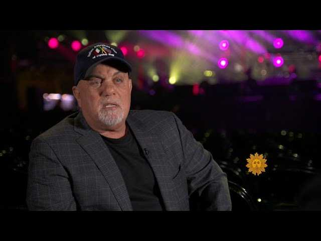 Billy Joel reflects on 100 shows at Madison Square Garden