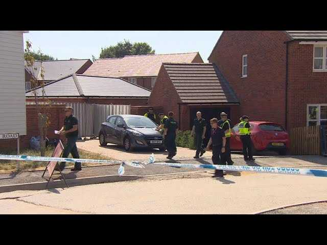 British police search for nerve agent source