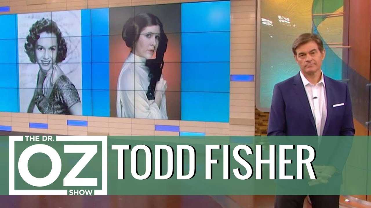 Carrie Fisher's brother, Todd Fisher, Reveals What He Thinks Killed His Sister