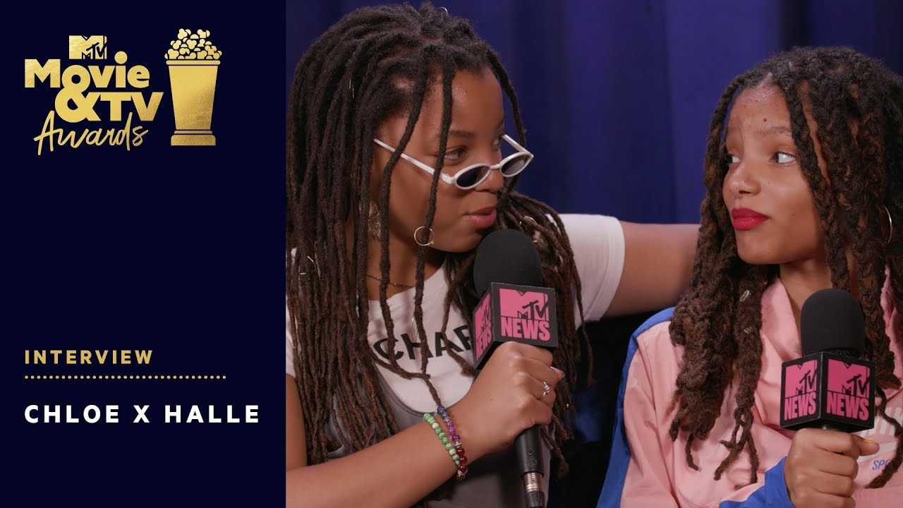 Chloe x Halle Talk 'Grown-ish' Season 2 | 2018 MTV Movie & TV Awards