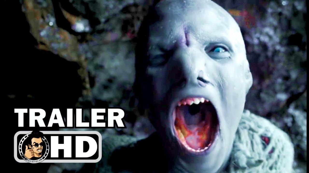 COLD SKIN Trailer (2018) Xavier Gens Horror Movie