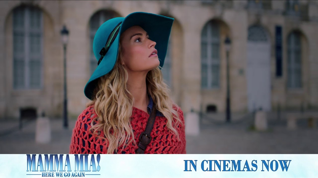 Dance, jive, and have the time of your life! #MammaMia2