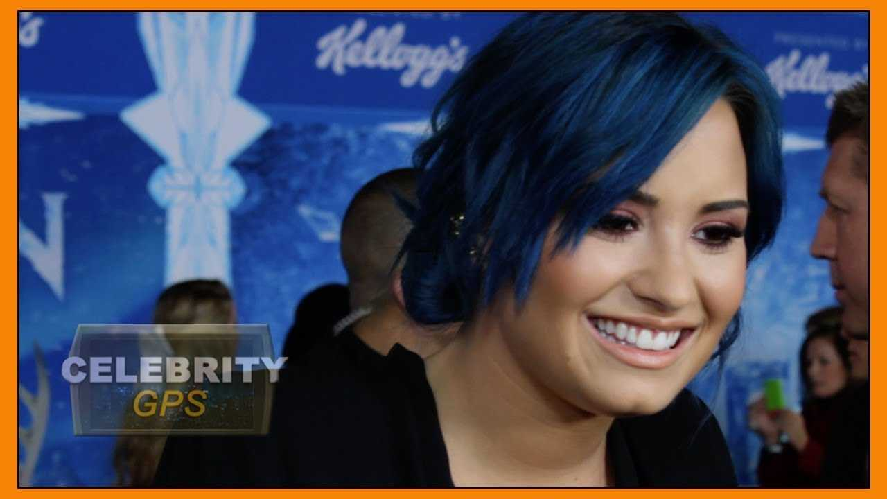 Demi Lovato suggests relapse in new single - Hollywood TV