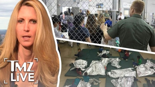 Detention Camp Kids Are Actors Pulling 'Political Stunt'?! | TMZ Live