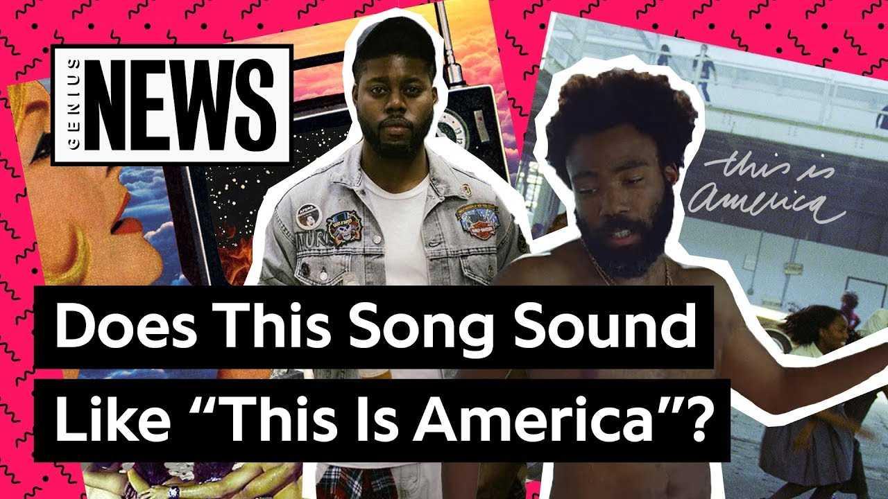 "Does Childish Gambino's ""This Is America"" Sound Like Jase Harley's ""American Pharaoh?""   Genius News"