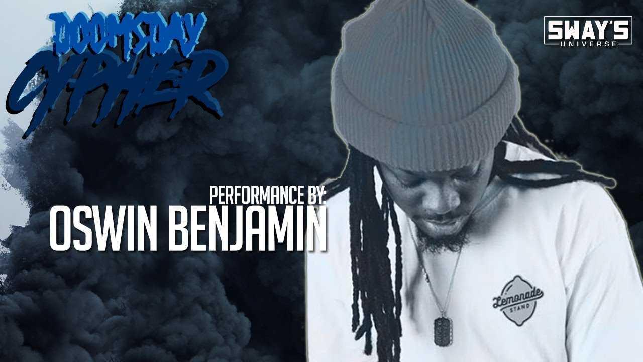 Doomsday Cypher '17: Oswin Benjamin Performs 'Mask Off' Remix