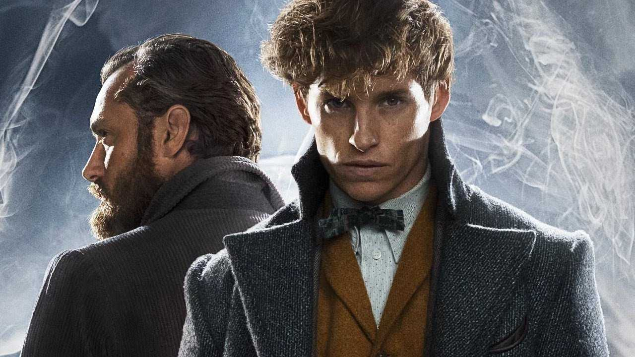 Fantastic Beasts Cast Breaks Down the Crimes of Grindelwald Trailer - Comic Con 2018