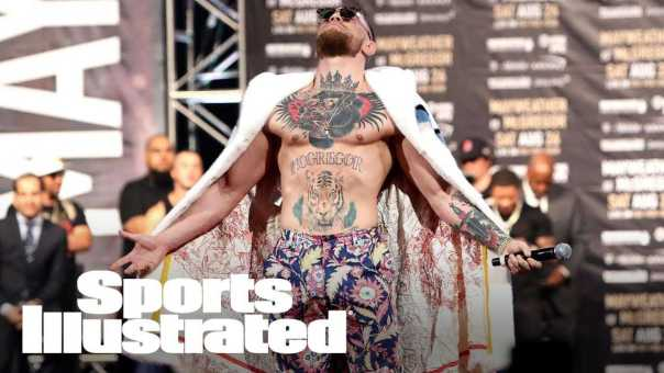Floyd Mayweather Tops Forbes' Highest Paid Athletes List | SI WIRE | Sports Illustrated