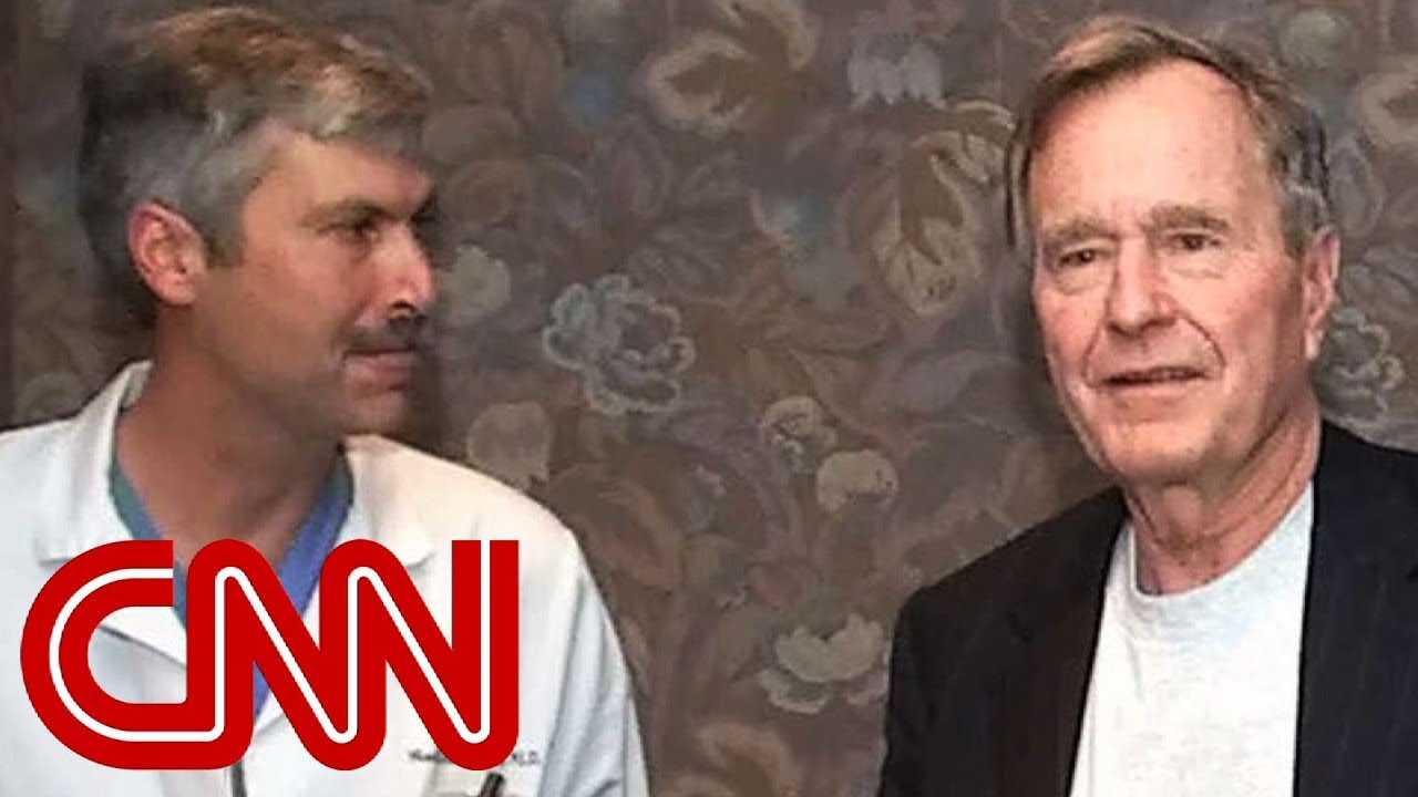 George H.W. Bush's heart doctor shot, killed