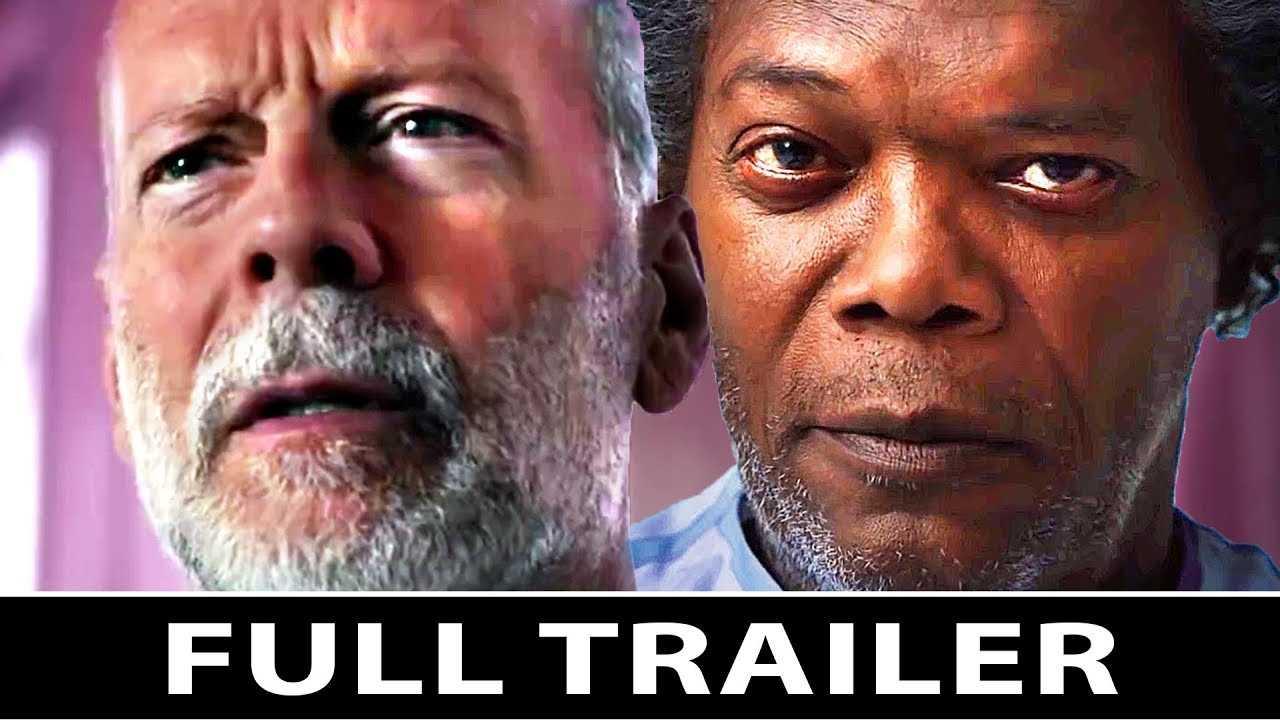 GLАSS Full Trailer (2019) Split 2, Bruce Willis VS James McAvoy