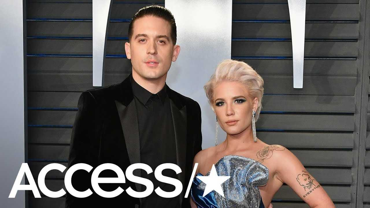 Halsey Splits With G-Eazy After One Year Together: We're 'Taking Some Time Apart' | Access