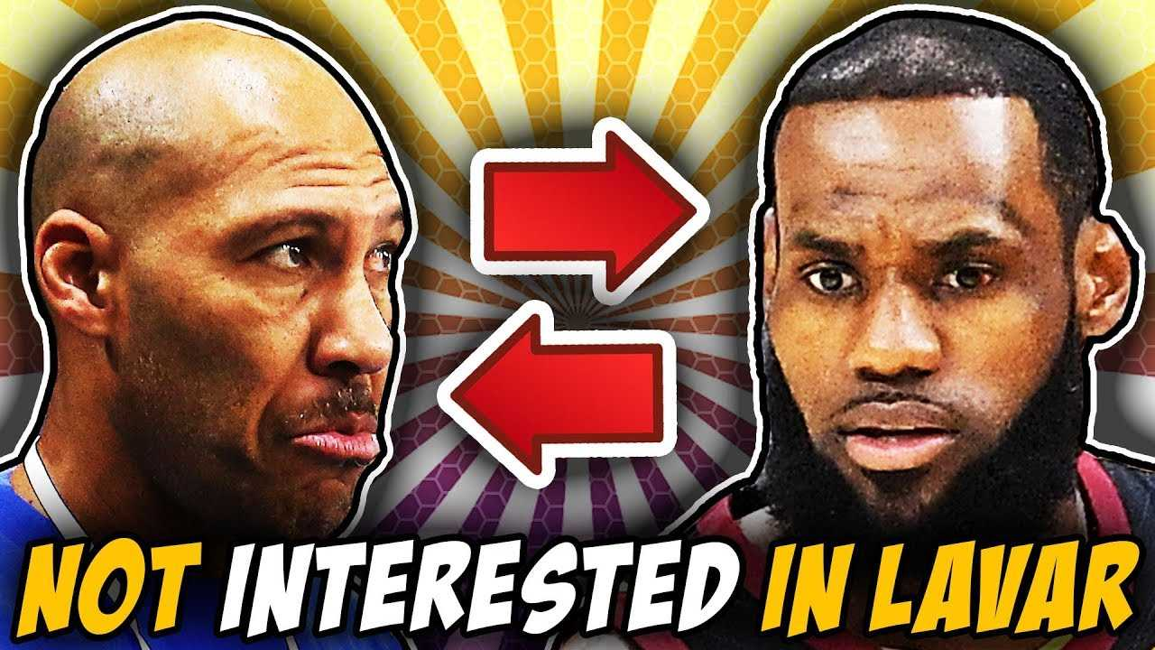 How LeBron Will Handle The LaVar Ball Problem